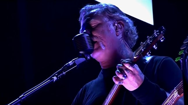 """METALLICA Release """"The Unforgiven"""" HQ Performance Video From El Paso, Texas"""