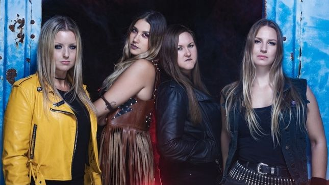THUNDERMOTHER Announce New Album Release And Tour