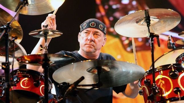 CHRIS IMPELLITTERI On The Passing Of NEIL PEART -