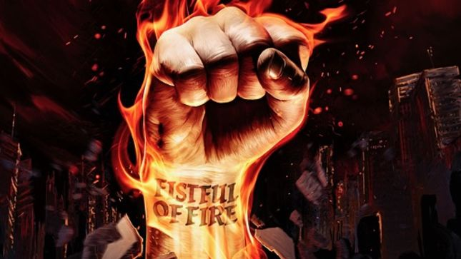 BONFIRE To Release Fistful Of Fire Album In April