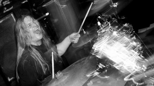 REED MULLIN - Watch Video Tribute From Late CORROSION OF CONFORMITY Drummer's Memorial Gathering