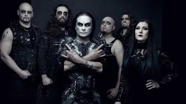 "LINDSAY SCHOOLCRAFT Comments On Departure From CRADLE OF FILTH - ""A Massive Thank You To All Of Those Who Have Sent Me Love And Support"""
