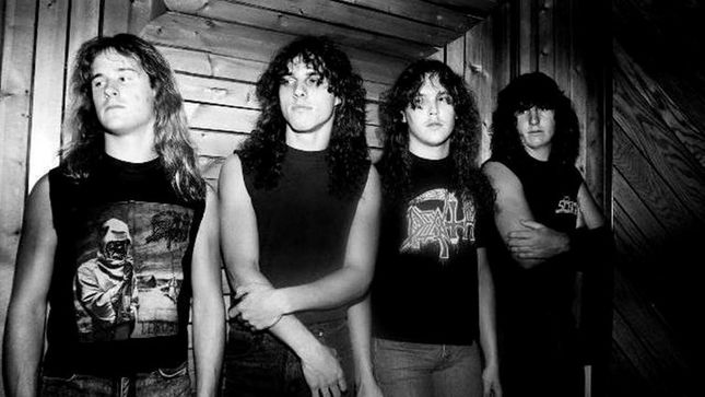 Brave History February 16th, 2020 - DEATH, DAVE LOMBARDO, CHILDREN OF BODOM, DEF LEPPARD, VINTERSORG, GOD FORBID, KEEP OF KALESSIN, And SACRED STEEL!