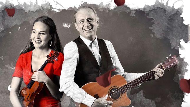 "STATUS QUO Singer / Guitarist FRANCIS ROSSI And HANNAH RICKARD Release ""Heartbreaker"" Single; Lyric Video Streaming"