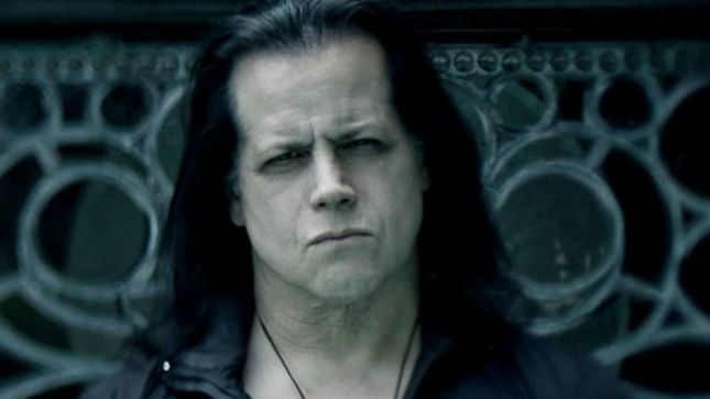 DANZIG Sings ELVIS Album To Be Released In April; Two Shows In Planning For Los Angeles And San Francisco