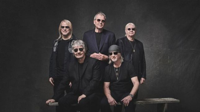DEEP PURPLE - New Album Whoosh! To Be Released In June