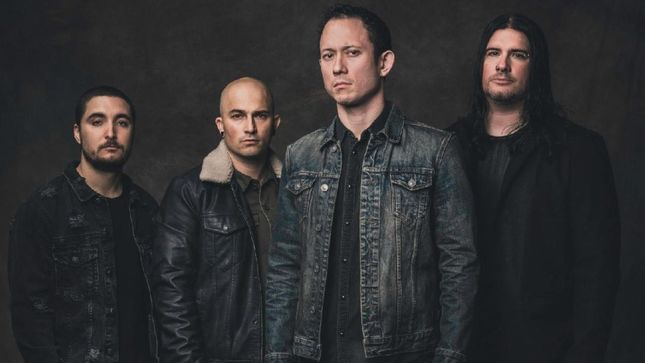 "TRIVIUM Release ""What The Dead Men Say"" Music Video"
