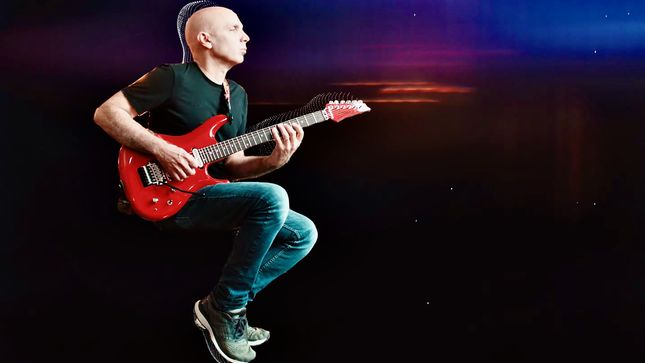 "JOE SATRIANI On Shapeshifting European Tour Postponement - ""There Was A Lot Of Denial With The Promoters"""