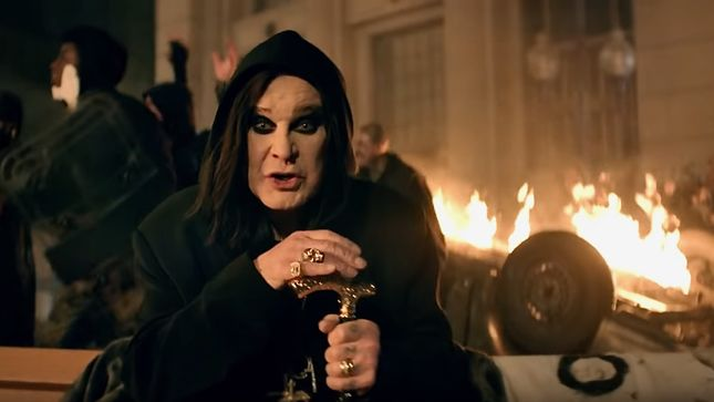 OZZY OSBOURNE's Ordinary Man Is The #1 Rock Album In The World With Top Ten Positions In Seven Countries