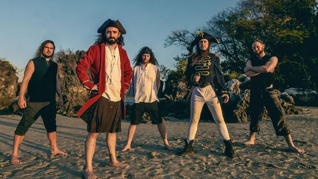 "ALESTORM – ""There Always Has Been This Underbelly Of Idiocy"""
