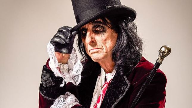 ALICE COOPER - Fan-Filmed Live Video From ROCK MEETS CLASSIC 2020 Available
