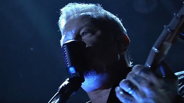 "METALLICA Perform ""Welcome Home (Sanitarium)"" In Turin, Italy; HQ Video Streaming"
