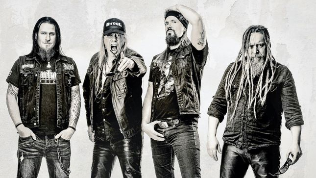 S-TOOL Featuring Former SENTENCED, LULLACRY, ENTWINE Members Issue New Album Today; Live Stream Release Party Set For July