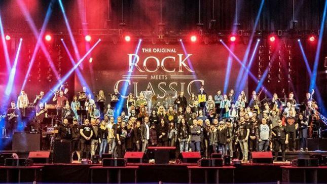 ROCK MEETS CLASSIC European Tour 2020 Featuring ALICE COOPER, Members Of CHEAP TRICK, MOTHER'S FINEST And THUNDER Cancelled After Five Shows Due To Coronavirus Fears