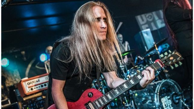 "FAMOUS UNDERGROUND / CREEPING BEAUTY Guitarist DARREN MICHAEL BOYD Talks Making Of New Solo Instrumental Album  ""Almost Like A Spiritual Awakening"""