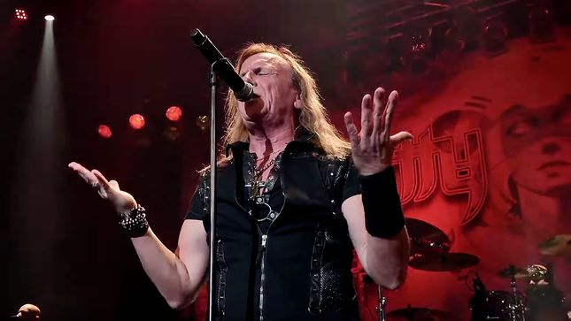 "PRETTY MAIDS Launch Official Live Video For ""Future World"" From Upcoming Maid In Japan - Future World Live 30th Anniversary Multi-Format Release"