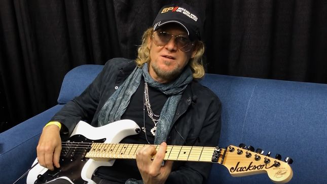 IRON MAIDEN's ADRIAN SMITH Reveals The First Song He Learned On Guitar; Video