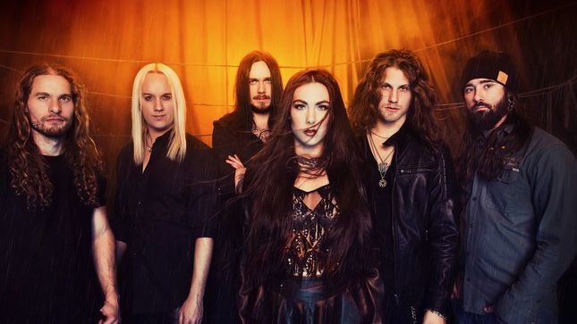 AMARANTHE Tease New Songs With Latest Video Update From The Studio