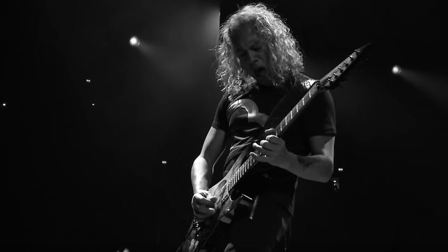 "Watch METALLICA Perform ""The Unforgiven"" In Hamburg; HQ Video"
