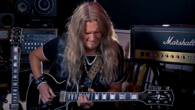 "WHITESNAKE - Learn To Play ""Shut Up & Kiss Me"" With Guitarist JOEL HOEKSTRA; Video"