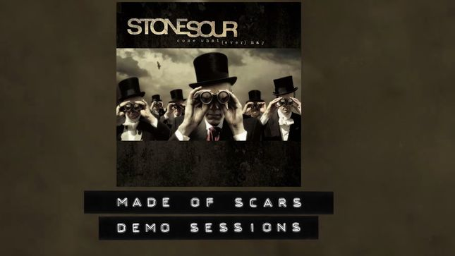 "STONE SOUR Release Demo Version Of ""Made Of Scars""; Audio"