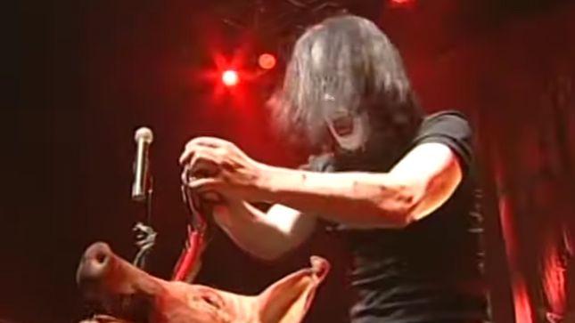 Watch MAYHEM Live In 2000 From Marseille