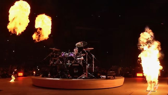 "METALLICA Release HQ Performance Of ""Fuel"" From Budapest; Video"
