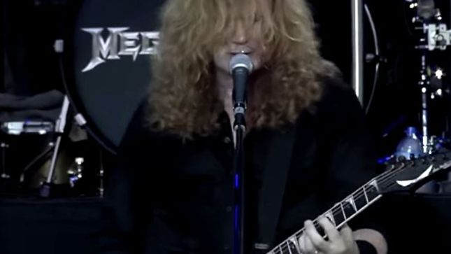 MEGADETH - Entire Resurrection Fest 2018 Show Streaming