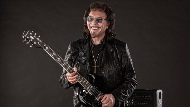 "Gibson's Chief Merchant Officer - ""It's Probably The Highlight Of My Life And The Ultimate Privilege To Be Able To Work With TONY IOMMI"""