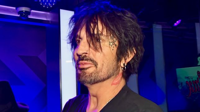 TOMMY LEE - MÖTLEY CRÜE Drummer To Release Two New Songs Friday
