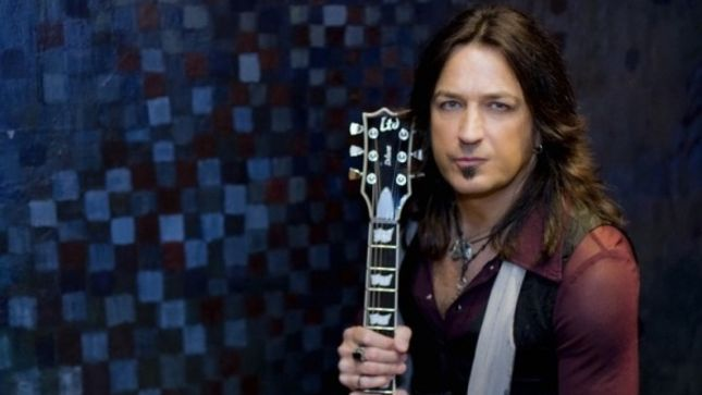 "STRYPER Frontman MICHAEL SWEET Completes Vocal Tracking For New Album - ""It Is An Album Filled With Hope And Inspiration"""