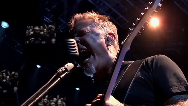 """METALLICA - """"Seek & Destroy"""" HQ Performance Video From Oslo, Norway Posted"""