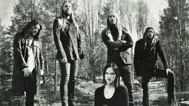 DRACONIAN To Release Under A Godless Veil Album In October; Details Revealed