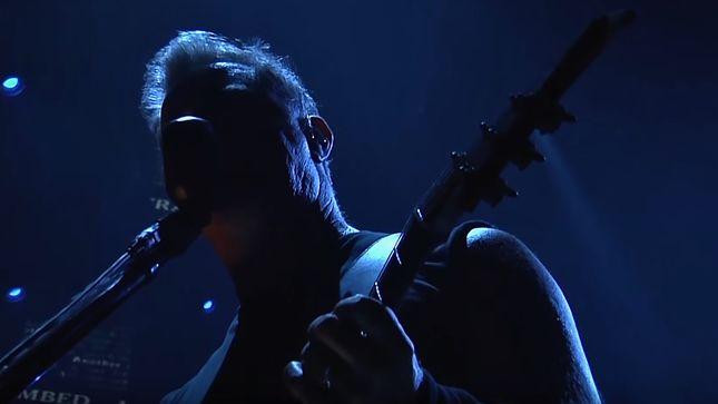 "METALLICA Performs ""One"" In Helsinki; Pro-Shot Video"