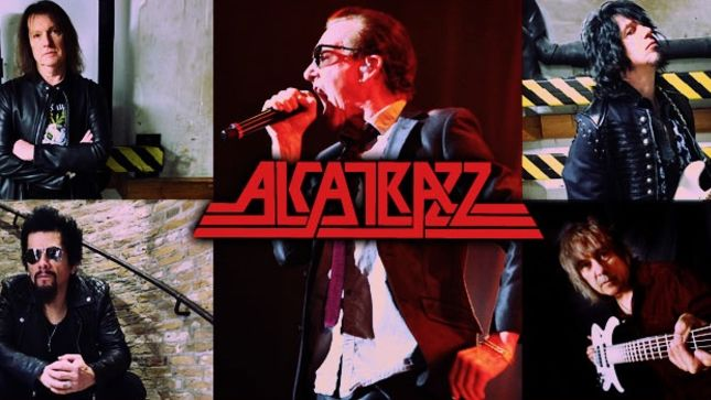 ALCATRAZZ - Born Innocent Album Out Now; Music Video For Title Track Streaming