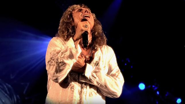 "WHITESNAKE Streaming ""Give Me All Your Love"" (2020 Remix)"