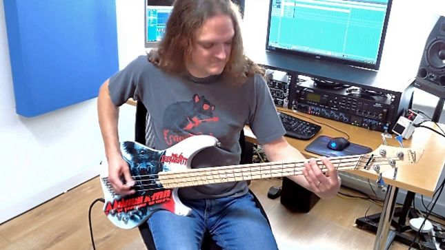 ANNIHILATOR Bassist RICH HINKS Posts