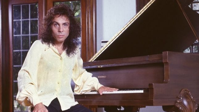 "RONNIE JAMES DIO - ""I Only Wanted To Be A Baseball Player"""
