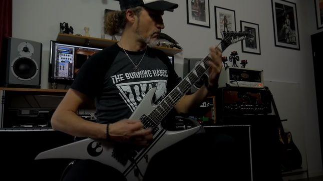 "VADER Issue ""Bones"" Guitar Playthrough Video"