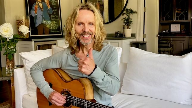 "STYX Singer/Guitarist TOMMY SHAW To Release Cover Of LED ZEPPELIN Classic ""Going To California"" This Friday"