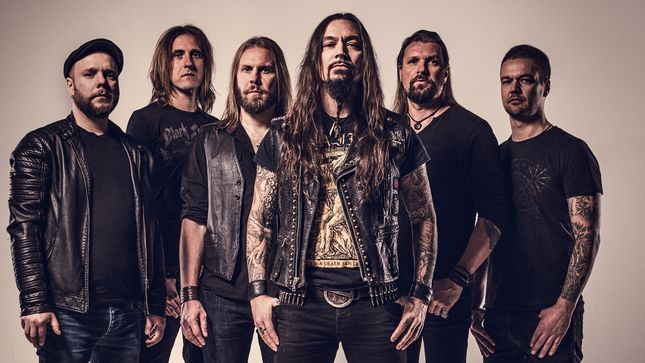 AMORPHIS Announce 30th Anniversary Stream From The North Side