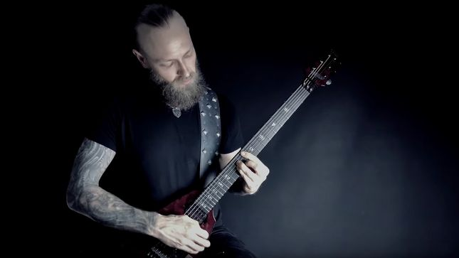 HATE Release Official Guitar Playthrough Video For