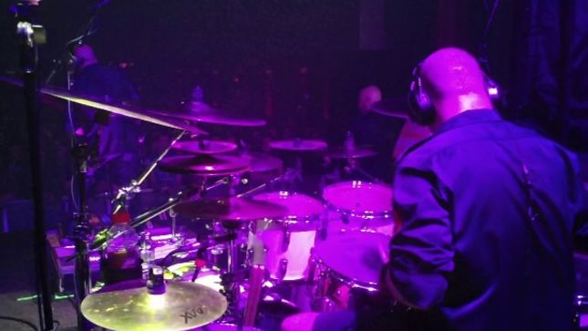 "IMONOLITH Drummer RYAN VAN POEDEROOYEN's Live Feed Fridays: Episode 6 - DEVIN TOWSEND PROJECT's ""Ziltoidian Empire"" In Montreal 2014 (Video)"