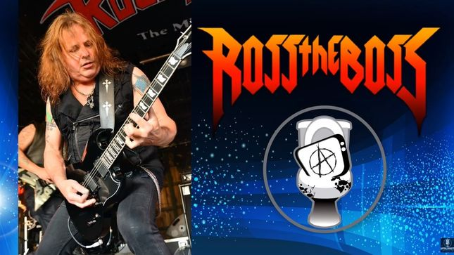 "Would ROSS THE BOSS Rejoin MANOWAR? – ""I Never Say Never"""