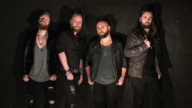 "DAMNATION ANGELS Debut ""More Than Human"" Lyric Video"