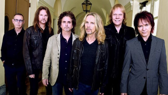 "STYX Vocalist / Guitarist TOMMY SHAW Talks Cover Of LED ZEPPELIN's ""Going To California"", Reveals Status Of New Album (Audio)"