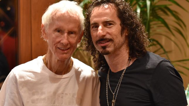 ED ROTH's Can't Find My Way Home Album To Include Covers Of DEEP PURPLE, PINK FLOYD And More; THE DOORS Legend ROBBY KRIEGER Guests On Two Tracks