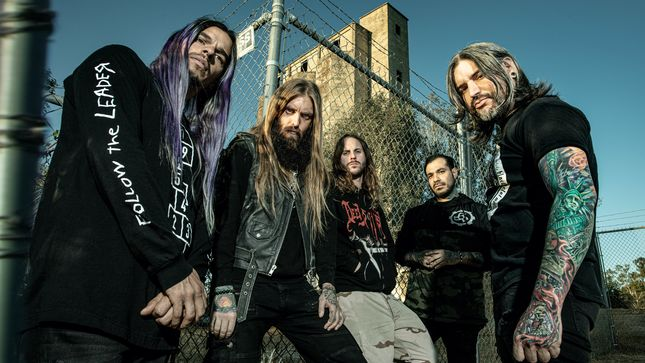 SUICIDE SILENCE Announce Second Batch Of Virtual World Tour Dates; New Video Trailer Streaming