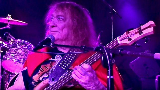 Steve Priest dies, The Sweet co-founder Andy Scott pays tribute