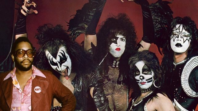 "KISS Pay Tribute To Original Road Manager J.R. SMALLING - ""He Was Fiercely Loyal; His Spirit Is With Us To This Day"""